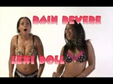 IN LIVING COLOR PARODY Rain Revere